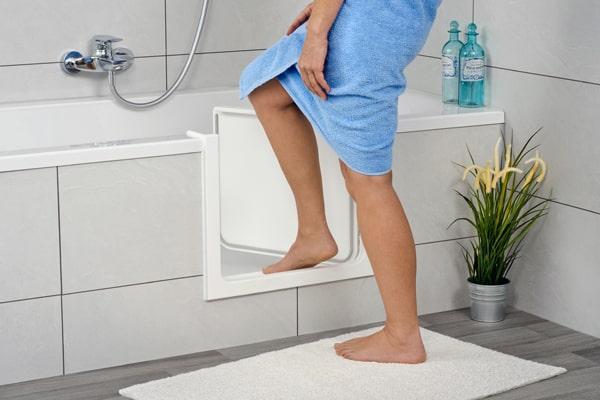 Badewanne mit Tür – Vorteile und Nutzen