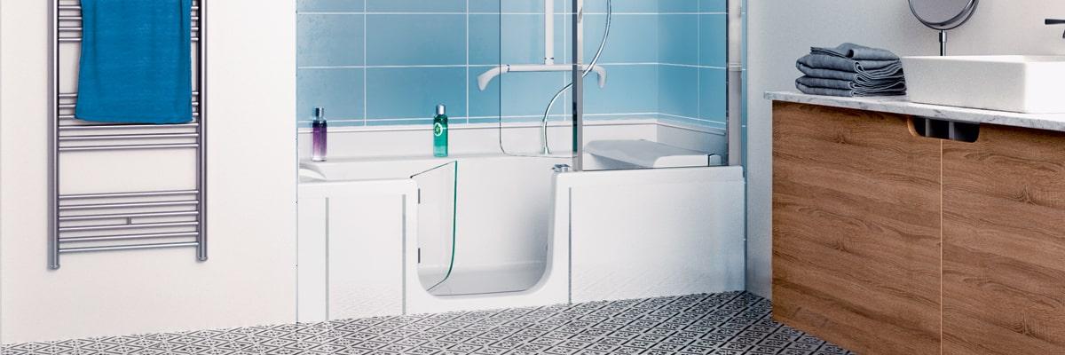Duschbadewanne günstig kaufen